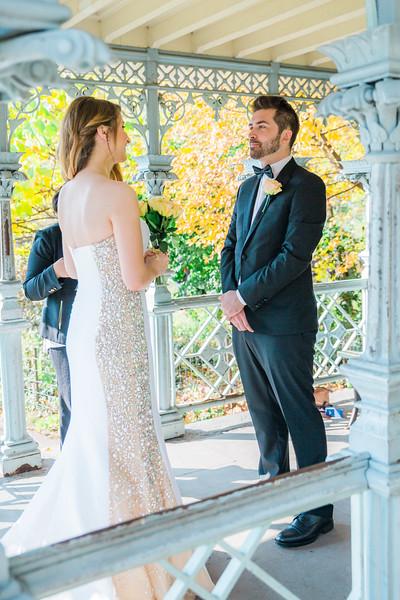 Central Park Wedding - Ian & Chelsie-12