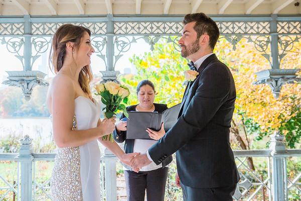 Central Park Wedding - Ian & Chelsie-14