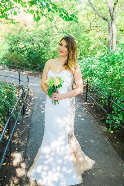 Central Park Wedding - Ian & Chelsie-7