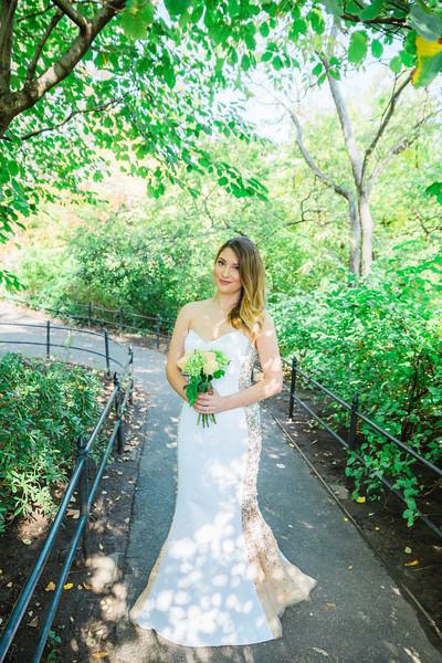 Central Park Wedding - Ian & Chelsie-8