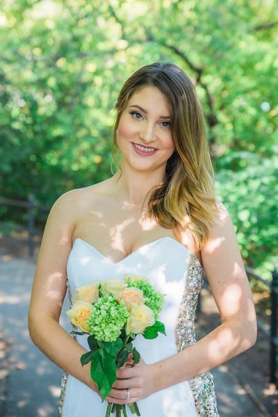 Central Park Wedding - Ian & Chelsie-5