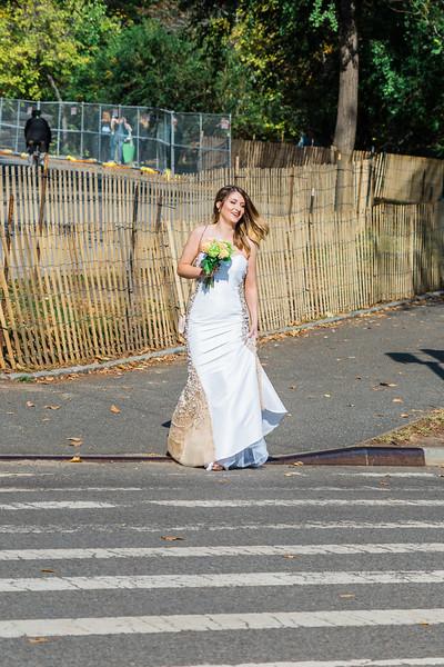 Central Park Wedding - Ian & Chelsie-1