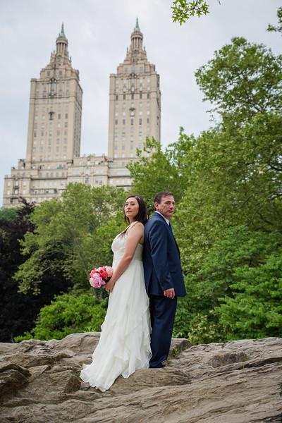 Central Park Wedding - Jade & Thomas-12