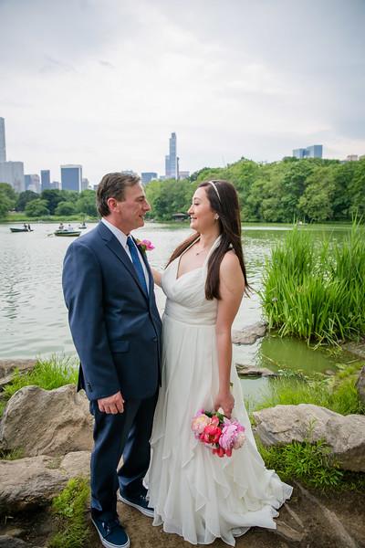 Central Park Wedding - Jade & Thomas-2