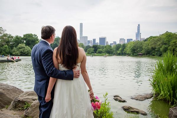 Central Park Wedding - Jade & Thomas-5