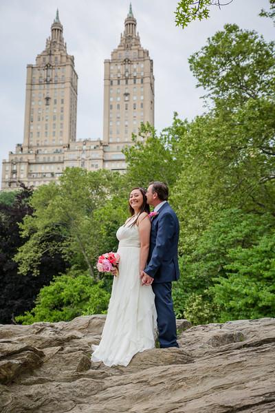 Central Park Wedding - Jade & Thomas-15