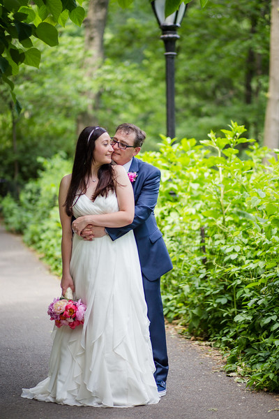 Central Park Wedding - Jade & Thomas-152