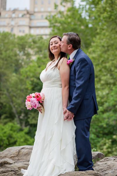 Central Park Wedding - Jade & Thomas-11