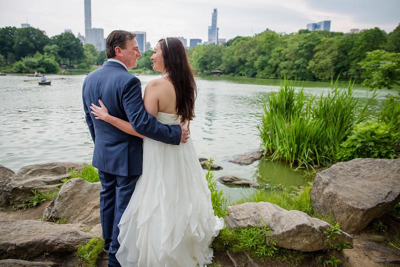 Central Park Wedding - Jade & Thomas-6