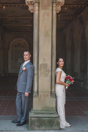 Central Park Wedding - Janessa & Raymond-138