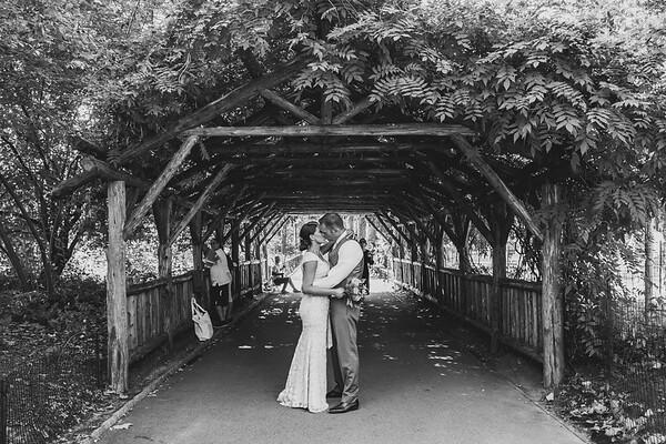 Central Park Wedding - Janessa & Raymond-192