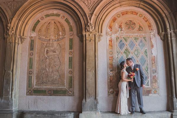 Central Park Wedding - Janessa & Raymond-145