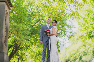 Central Park Wedding - Janessa & Raymond-153