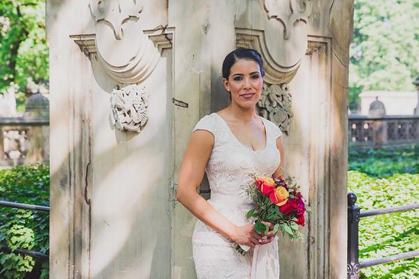 Central Park Wedding - Janessa & Raymond-155