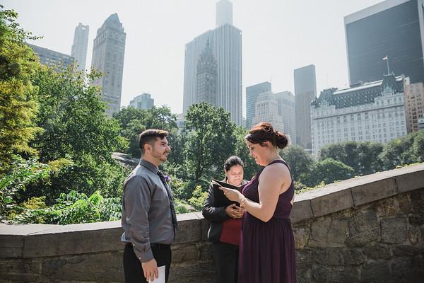 Central Park Wedding - Jean & Christopher-15