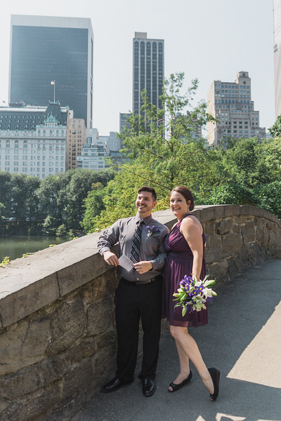 Central Park Wedding - Jean & Christopher-2
