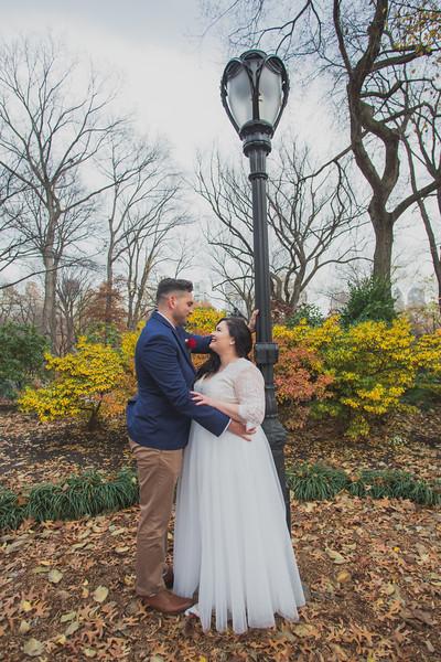 Central Park Wedding - Jenna & Kieren-109