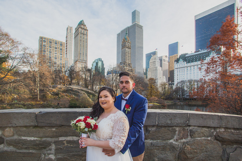 Central Park Wedding - Jenna & Kieren-31