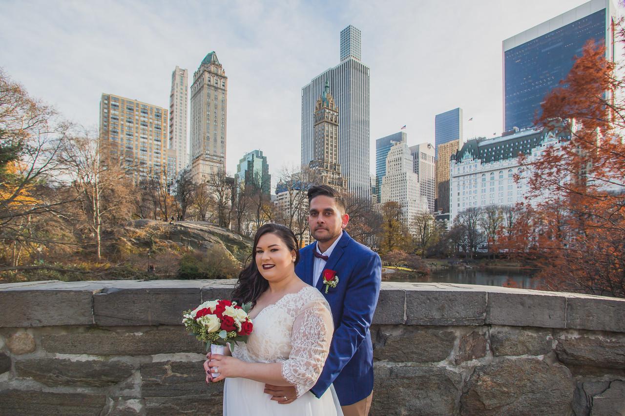 Central Park Wedding - Jenna & Kieren-31
