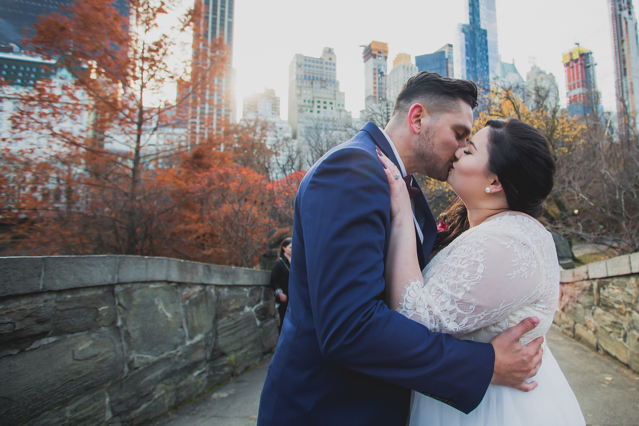 Central Park Wedding - Jenna & Kieren-53