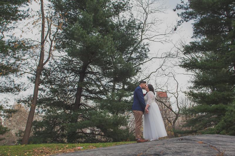 Central Park Wedding - Jenna & Kieren-98