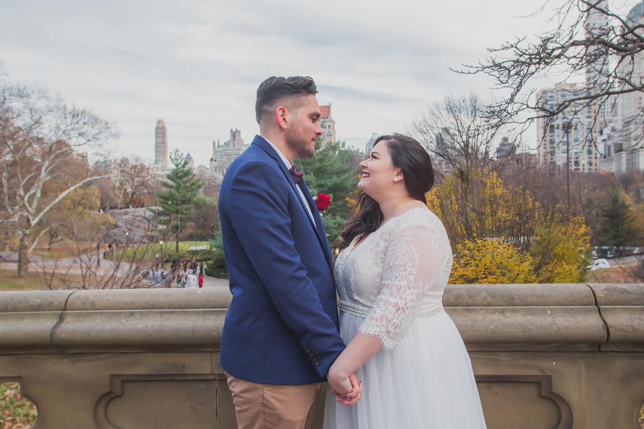 Central Park Wedding - Jenna & Kieren-80