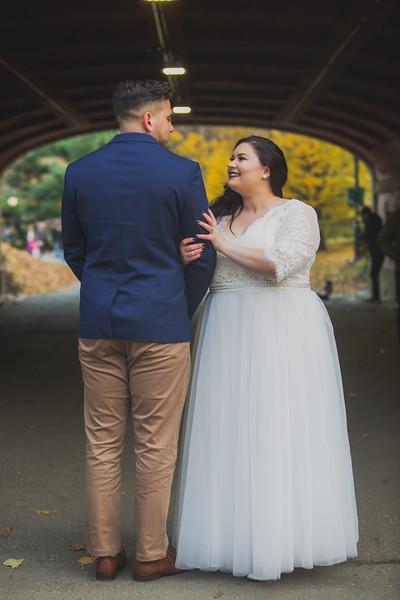 Central Park Wedding - Jenna & Kieren-72