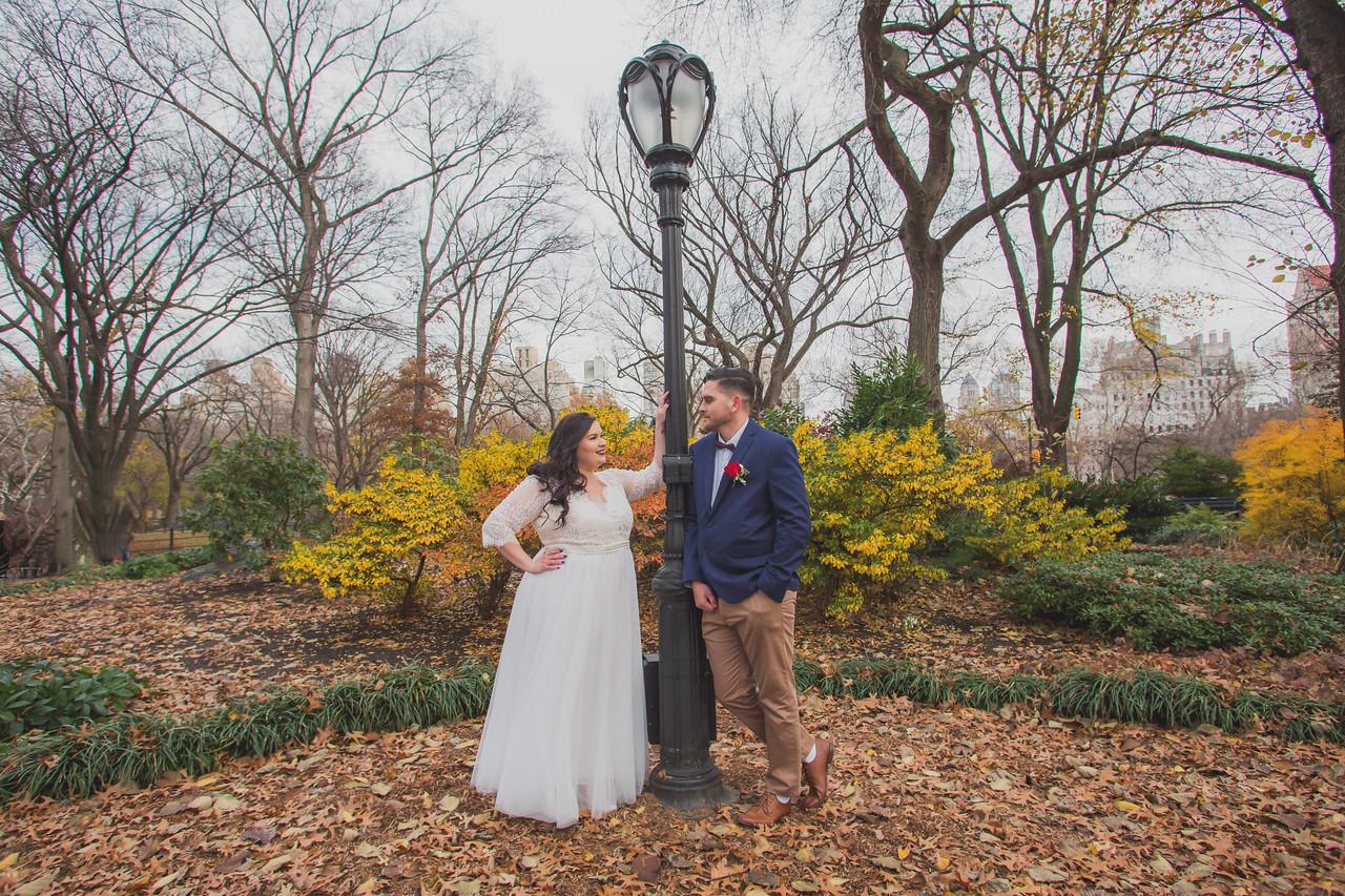 Central Park Wedding - Jenna & Kieren-103