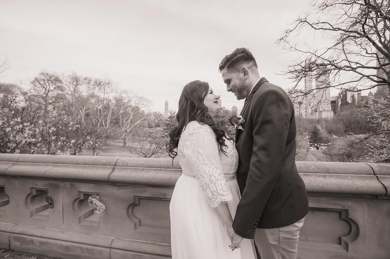 Central Park Wedding - Jenna & Kieren-87
