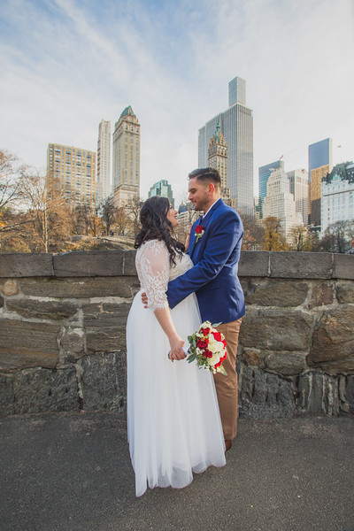 Central Park Wedding - Jenna & Kieren-32