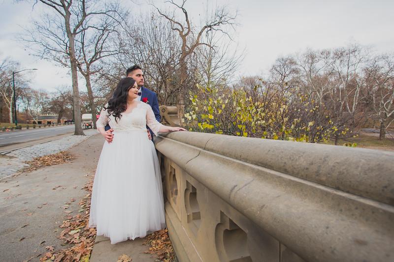 Central Park Wedding - Jenna & Kieren-88