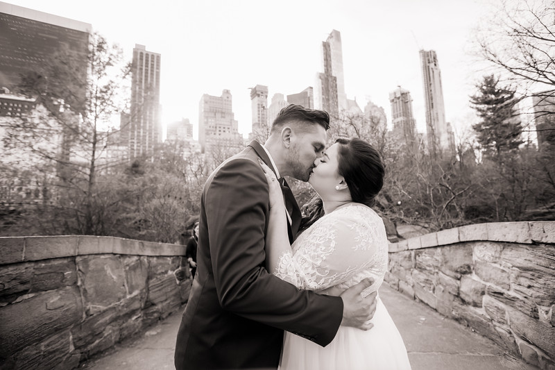 Central Park Wedding - Jenna & Kieren-52