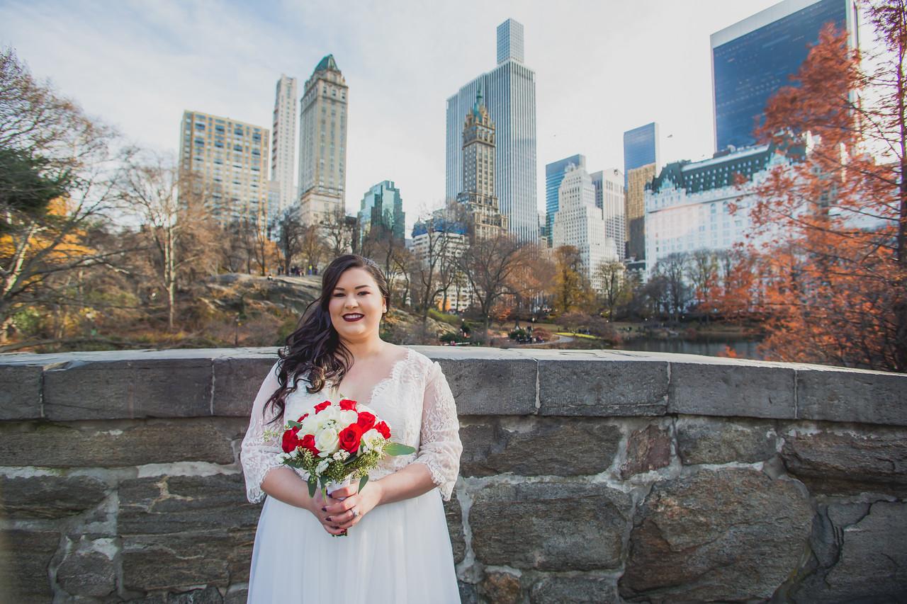 Central Park Wedding - Jenna & Kieren-38