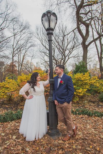 Central Park Wedding - Jenna & Kieren-106