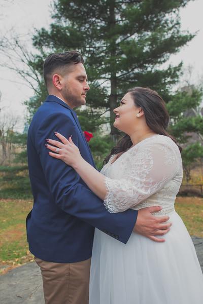 Central Park Wedding - Jenna & Kieren-101