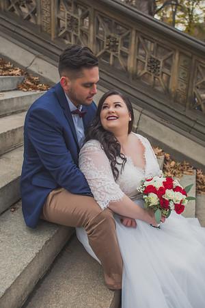 Central Park Wedding - Jenna & Kieren-145