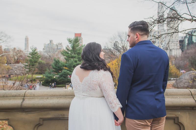 Central Park Wedding - Jenna & Kieren-84