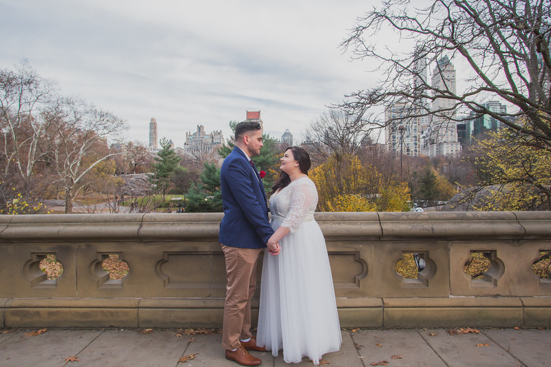 Central Park Wedding - Jenna & Kieren-79