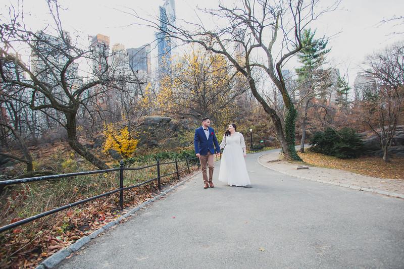 Central Park Wedding - Jenna & Kieren-54