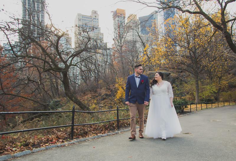 Central Park Wedding - Jenna & Kieren-58