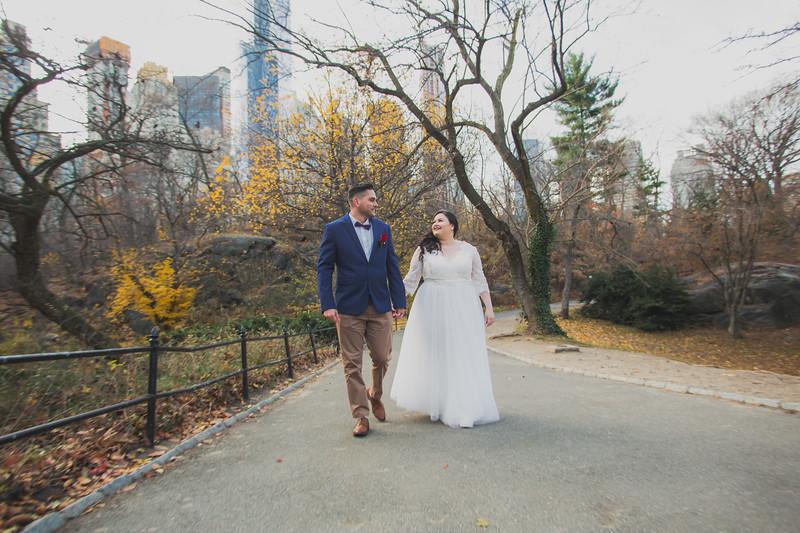 Central Park Wedding - Jenna & Kieren-55