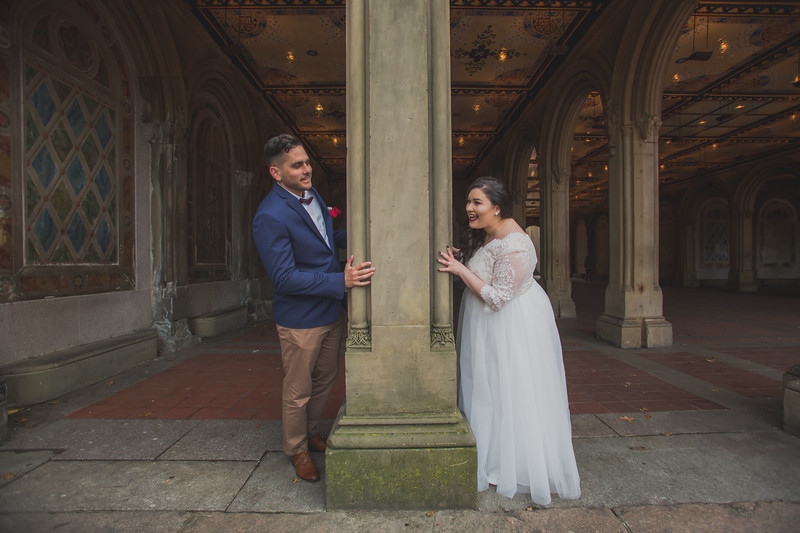 Central Park Wedding - Jenna & Kieren-131