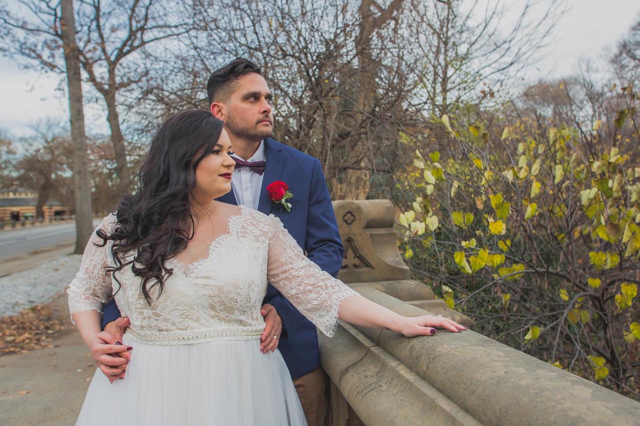 Central Park Wedding - Jenna & Kieren-90