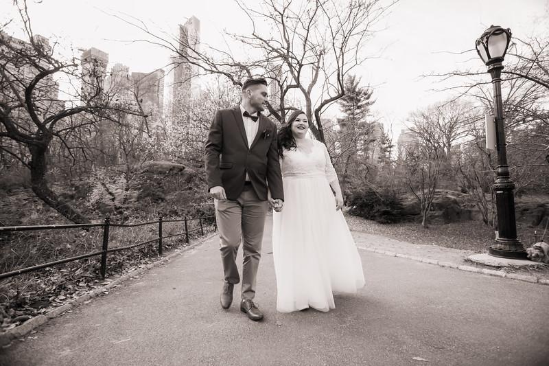 Central Park Wedding - Jenna & Kieren-57