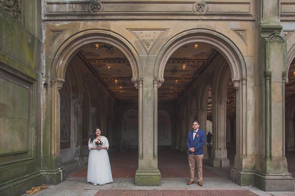 Central Park Wedding - Jenna & Kieren-138