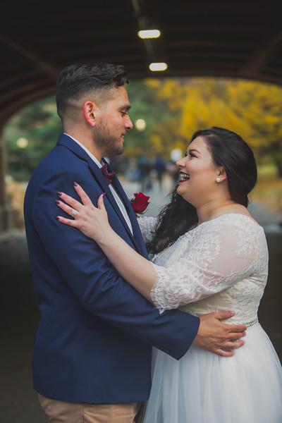 Central Park Wedding - Jenna & Kieren-65