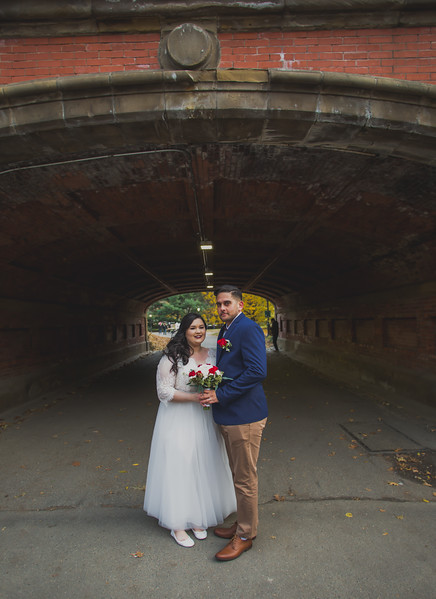 Central Park Wedding - Jenna & Kieren-61