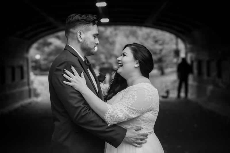 Central Park Wedding - Jenna & Kieren-64