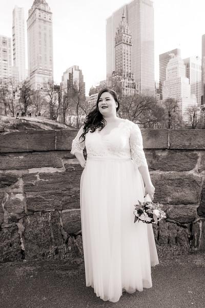 Central Park Wedding - Jenna & Kieren-35