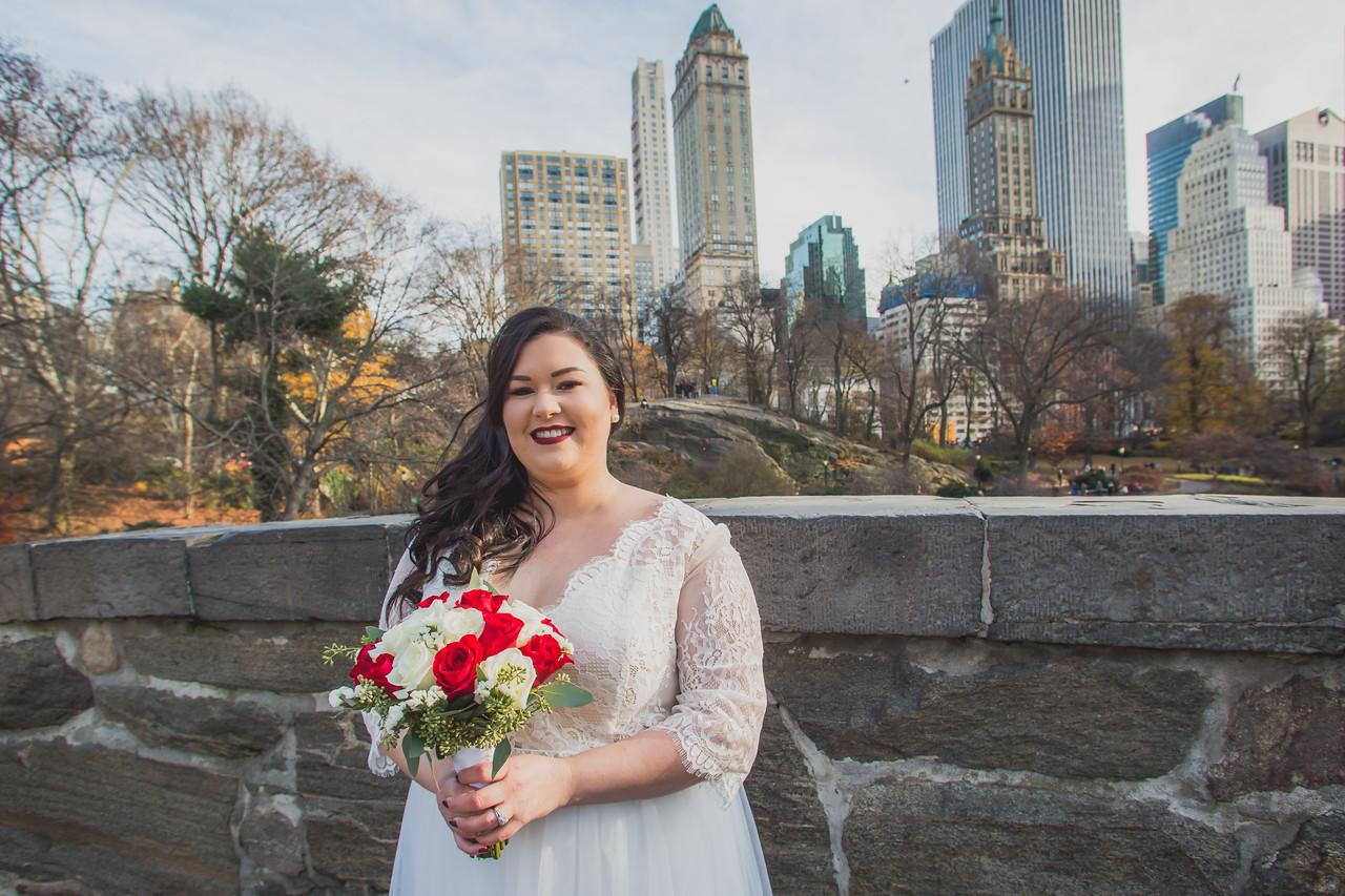 Central Park Wedding - Jenna & Kieren-39